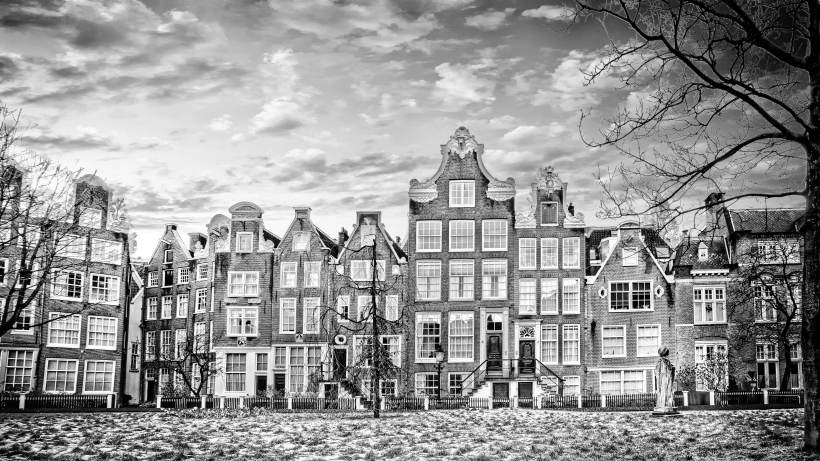 Beguinage, Amsterdam